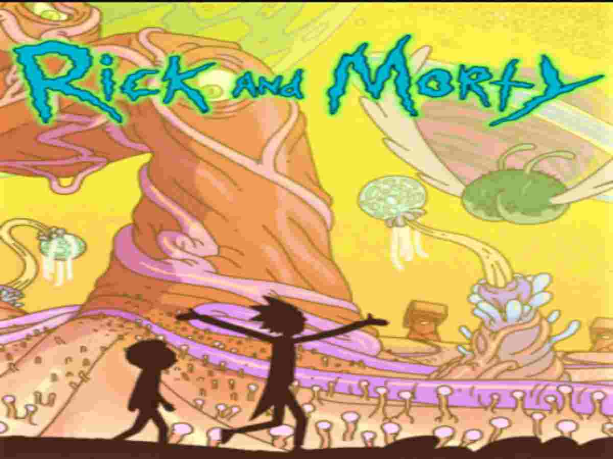 Rick and Morty Torrent
