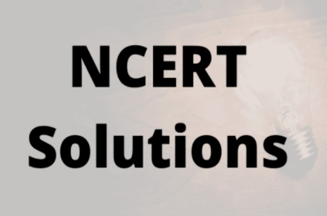 Are NCERT solutions enough for exam preparation?