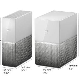 Western Digital My Cloud Home 3TB LAN