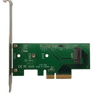 מתאם Lycom PCIe 3.0 x4 to PCIe M.2 NGFF Adapter
