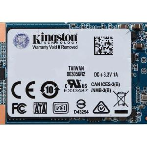 דיסק פנימי Kingston SSD 240GB SUV500MS Msata