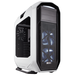 מארז ללא ספק CORSAIR 780T White XL-ATX USB3x2 USB2x2 Fc