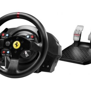 הגה לסימולטור Thrustmaster T300 Ferrari GTE Racing Wheel