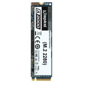 דיסק פנימי KINGSTON 500GB SA2000 M.2 PCIE NVME