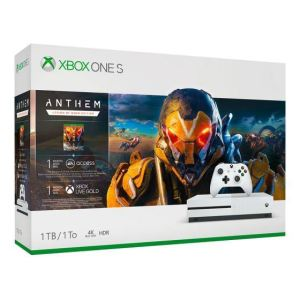 XBOX One S Console 1TB + ANTHEM