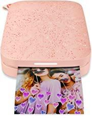 HP Sprocket Photo Printer Model 200-BLUSH-PINK