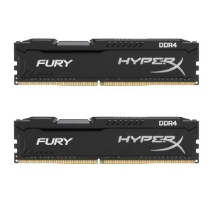 קיט ז. לנייח KINGSTON Hyper X HX432C18FBK2/32 2x16 32GB DDR4 3200
