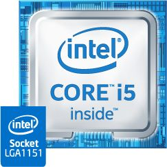 Intel Core i5 6400T / 1151 Tray - Pull