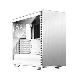 Fractal Design Define 7 White TG Clear Tint
