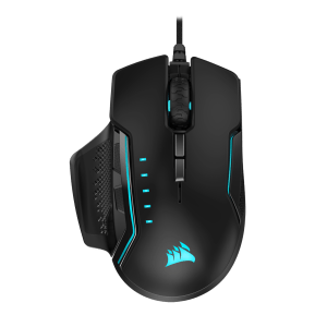 Corsair Glaive RGB PRO Gaming Mouse Black