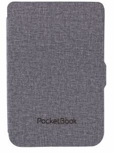 Pocketbook Cover Shell Light Grey/Black