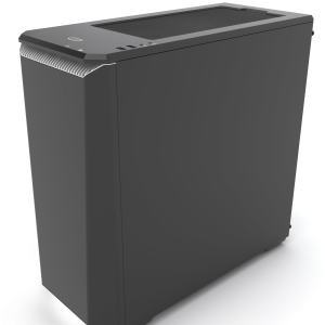Phanteks Case Eclipse P400 TG Black/White