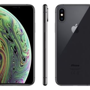 iPhone XS 256GB Space Grey - יבואן רשמי