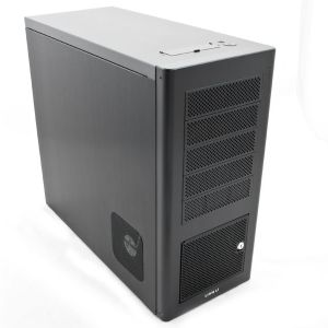 LIAN-LI Midi Tower PC-9B Aluminum Black