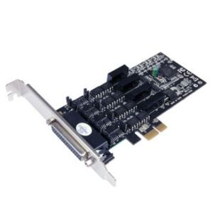 STLAB RS422/485 X 4 PCI-E Card With Isolation