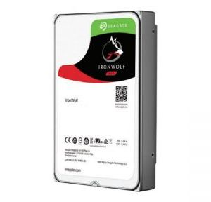 Seagate 6.0TB 256MB SATA3 NAS IRONWOLF HDD