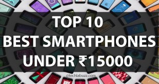 Top 10 Best Smartphone under 15000 with good battery