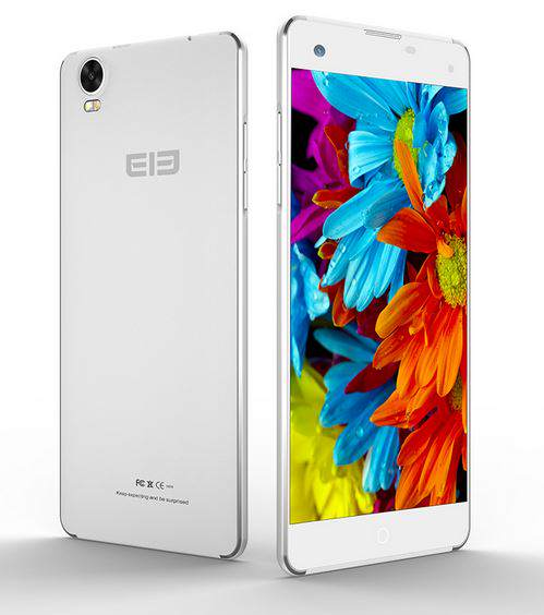 Elephone Precious G7 - full phone specifications & price