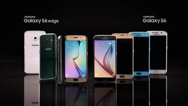 Samsung Galaxy S6 price in different capacities