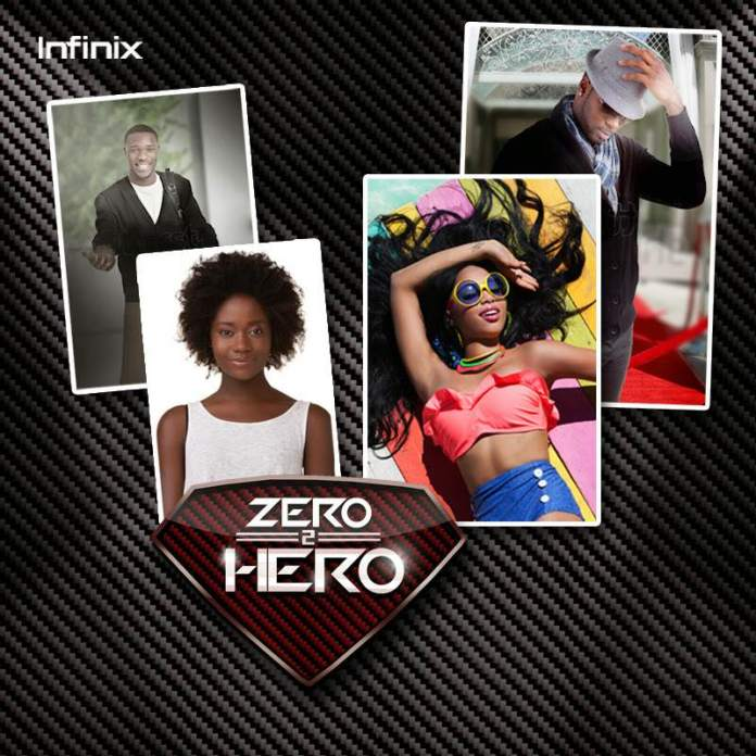 Share your @Zero2Hero