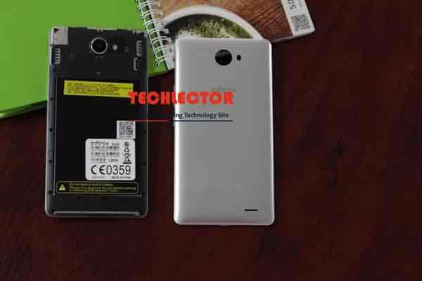 Infinix NOTE 2 battery