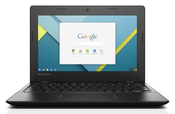 Lenovo 100S Chromebook