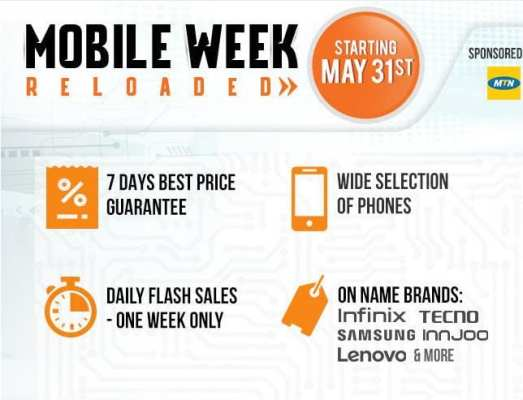 Jumia Mobile Week Reloaded