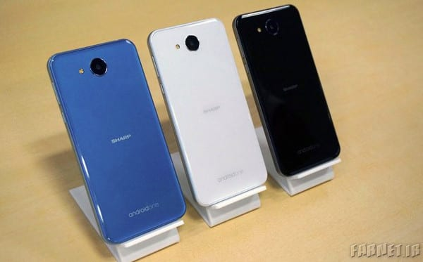 Android One - Sharp Aquos 507SH