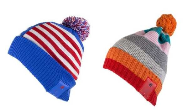Wireless Bluetooth Beanies