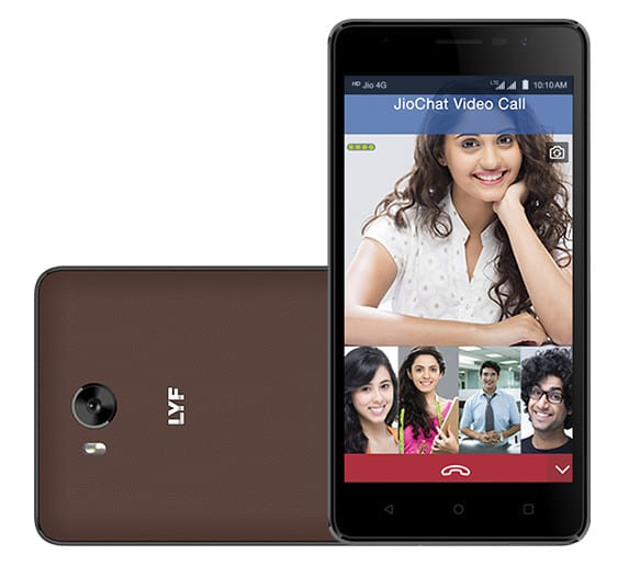 Reliance Lyf Wind 4S With 4G VoLTE, 4000mAh Battery: Full Specs & Price
