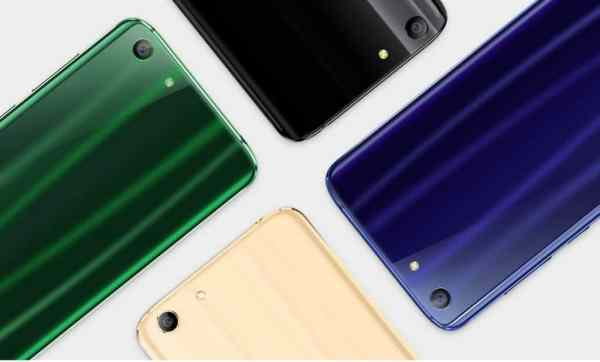 Elephone S7 Colour Variants