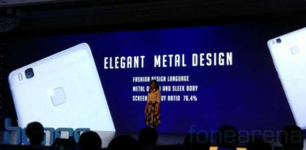 Huawei Honor 8 Smart Lauched