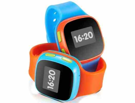 Alcatel Move Time Smartwatch