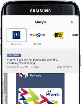 Samsung Pay Deals