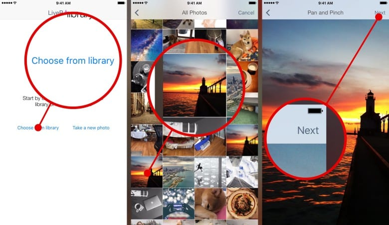 How To Create Your Own Live Wallpaper On Ios