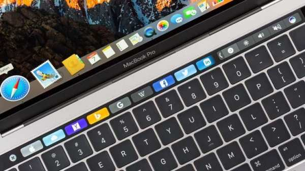 Touch Bar Zoom