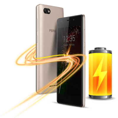 FERO Royale A1 battery