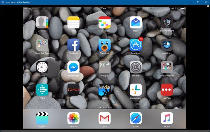 lonelyscreen airplay free download