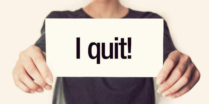 When should you quit your tech startup