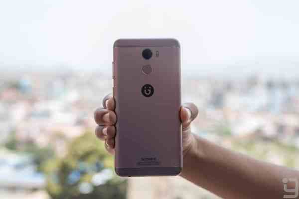 Gionee A1 Lite specifications