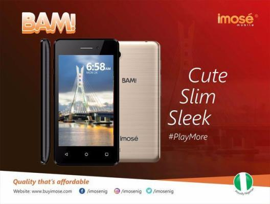 Imose Bam specs and price