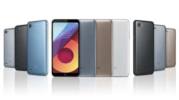 LG Q6 device specifications and price