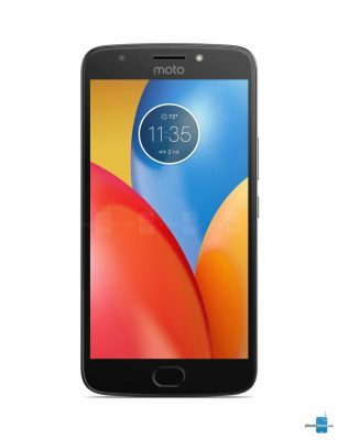 Moto E4 Plus has a 5.5 inches display