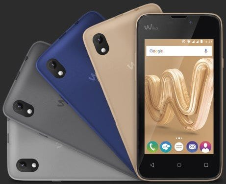 Wiko Sunny Max price and specs