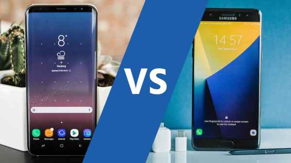 From The First Look At Phone You Will Discover Similarity Between Galaxy Note 8 And S8 Plus We Be Comparing This Two Giant