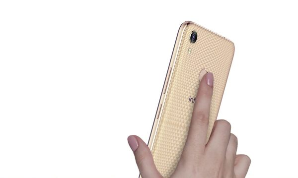 Infinix Hot 5 fingerprint sensor