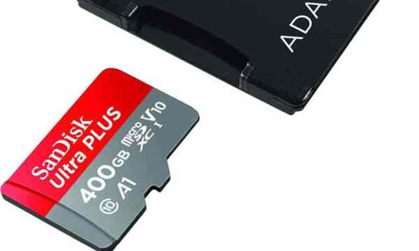 Largest MicroSD Card
