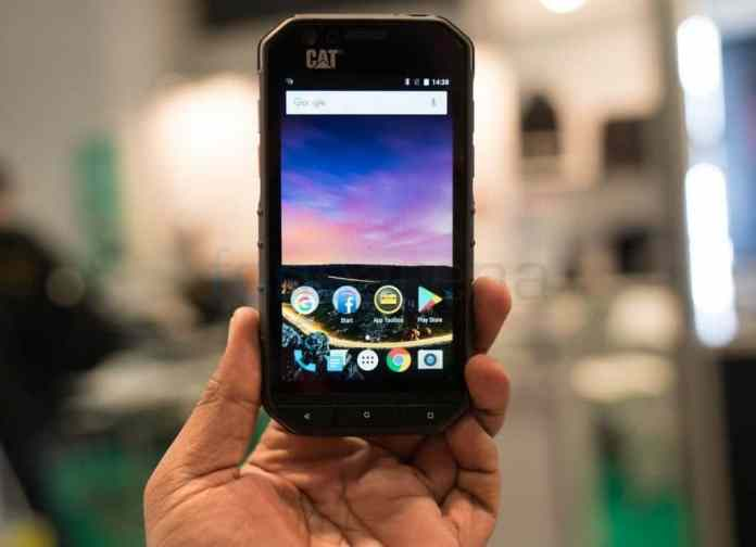 CAT S31 Rugged smartphone