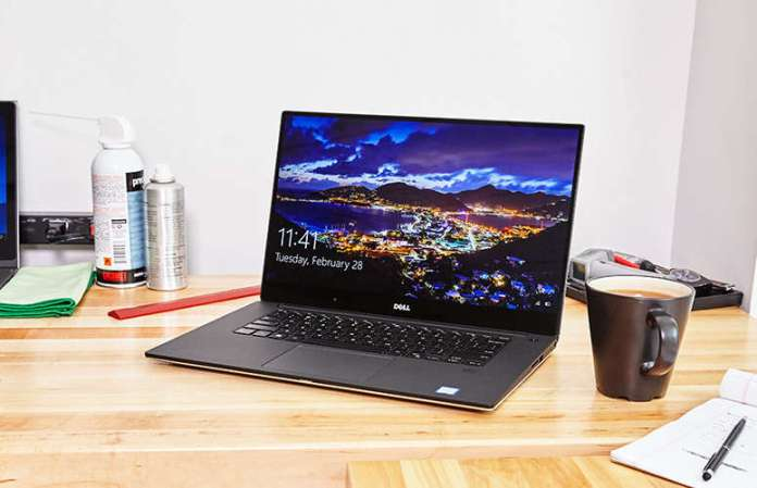 Dell XPS 15 High Performance Laptop