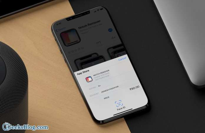 How to Purchase Apps on iPhone X Using Face ID